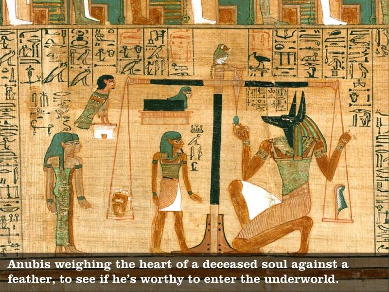 Egyptian Gods and Goddesses.007