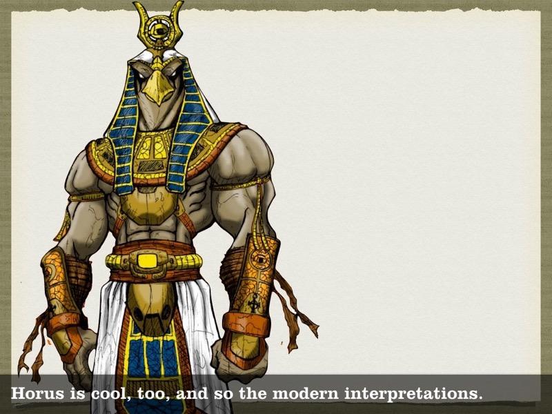 Egyptian Gods and Goddesses.034