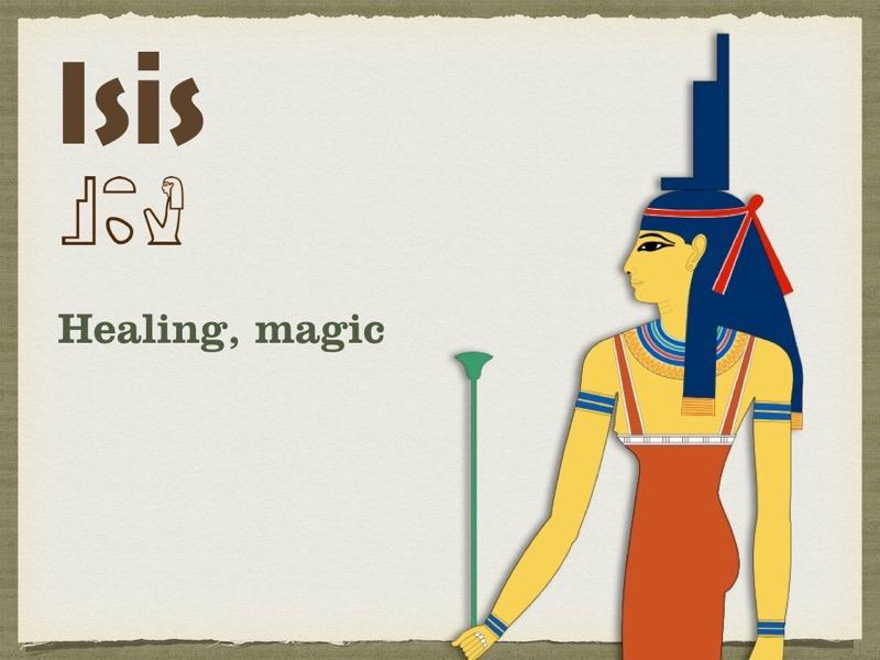Egyptian Gods and Goddesses.035