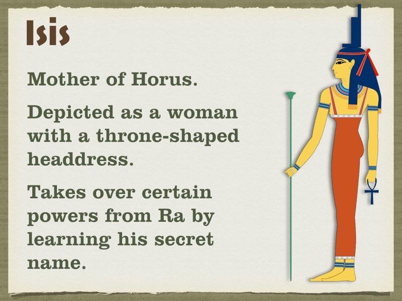 Egyptian Gods and Goddesses.036