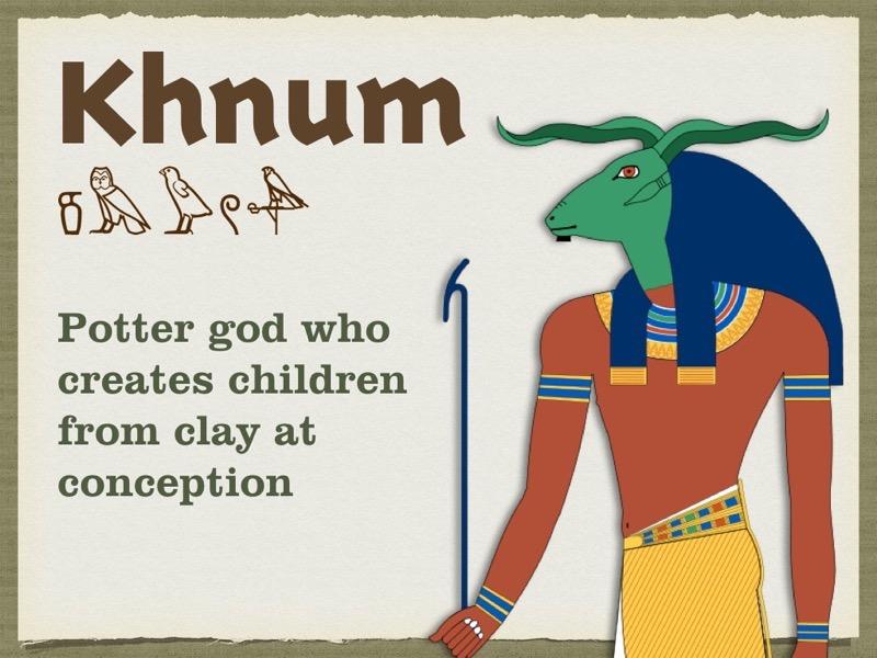 Egyptian Gods and Goddesses.042