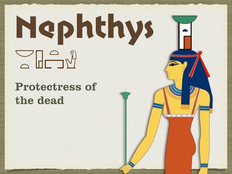 Egyptian Gods and Goddesses.048