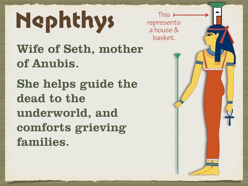 Egyptian Gods and Goddesses.049
