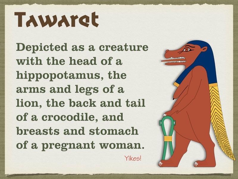 Egyptian Gods and Goddesses.083