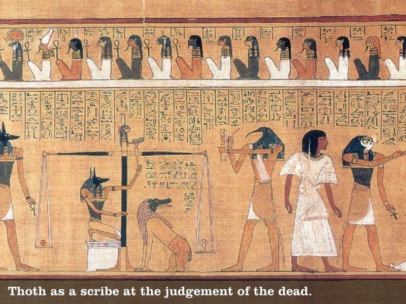 Egyptian Gods and Goddesses.090